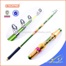 TSR063 personalizado vara de pesca de fundição de surf vara de surf telescópica tele haste de surf