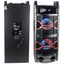 2.0 Professional EQ Laser Light Speaker Sistema de sonido Power DJ Stage Speaker Stero Subwoofer E245