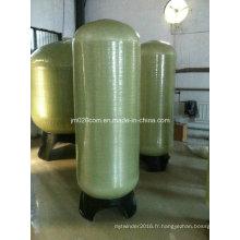 Fabrication professionnelle de réservoir FRP pour traitement de l'eau
