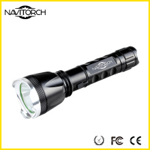 3 Modes Zoom Flashlight, 260lumens LED Torch, Rechargeable Flashlight (NK-1867)