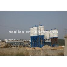 Concrete mixing plant HZS180