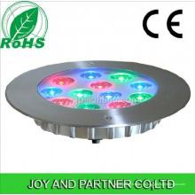 Асимметричные 12W RGB светодиодные пулевые огни (JP948123-AS)