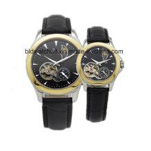 Nuevo reloj de los pares del regalo de la manera 2017 para el amante