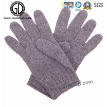 Factory Cheap Winter Cotton Wool Warm Kintted Gloves