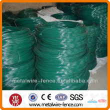 pvc coated chain link fence wire