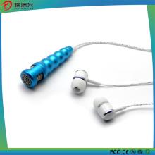 Usb fone de ouvido com fio mini usb microfone portátil para telefone celular