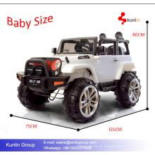 Brinquedo do veículo de Shinning da roda de duas crianças das crianças