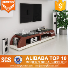 cheap chinese glass pvc tv stand