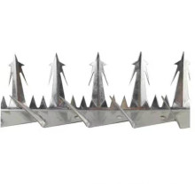 OEM Customization Precision Stamping Metal Parts RAZOR SPINE Iron thorn