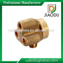 Good quality professional brass casting fabrication work