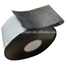 Selbstklebendes Bitumenband / Antikorrosionsband / pp. Gesponnenes Faserbandmaschen-Membranband für Dachbeton wasserdicht