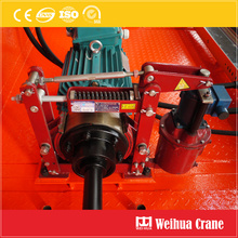 Crane Electrical Hydraulic Brake