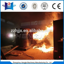 pomace burner equipment machine