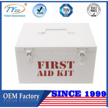 sheet metal factory empty first aid kit box only