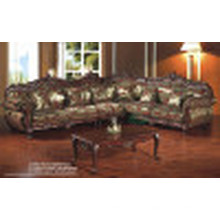 Sofá de canto / sofá da sala de visitas (YF-D112C)