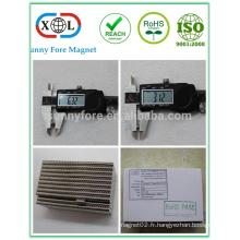générateur à aimant permanent à vitesse réduite