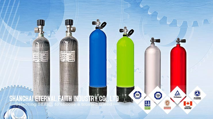 Export To Italy Oxygen Tank Small Scuba Diving Oxygen Tank