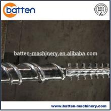 100/36 Jaqueta resfriada a água para extrusora de tubo HDPE