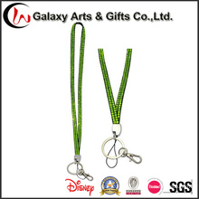 Porta-chaves corda verde Cristal strass