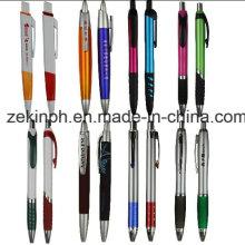 Werbe-Kugelschreiber mit eigenen Logo bedruckt