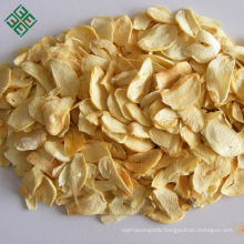 Pure white dehydrated dry garlic flakes manufacturer