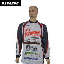 Ozeason Sports Wear 5XL Dry Fit Tournament Fishing Jerseys