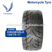 Bias Wide Size 140/70-17 Motorcycle Tire