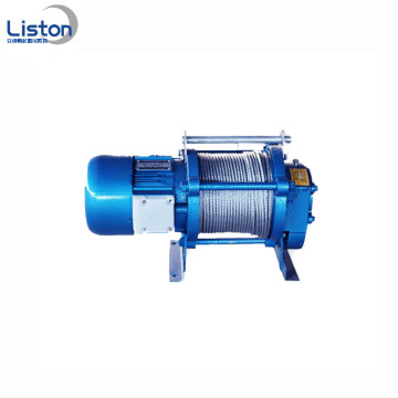 Elektrische lier 1ton KCD Electric Wire Rope Winch