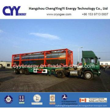 Niedriger Preis und hohe Qualität T75 Sauerstoff Stickstoff Argon Cabochon Dioxid Tankbehälter
