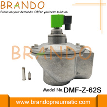 Válvula de pulso solenoide de ángulo recto de 2-1 / 2 pulgadas DMF-Z-62S