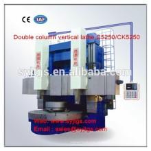 CNC coluna vertical C5250 / CK5250 em estoque