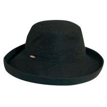 Chapéu de balde de aba larga moda feminina