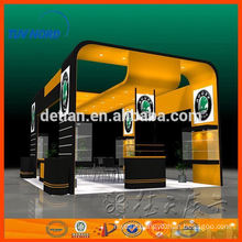 large portable exhibition booth design exhibition display stands system from shanghai