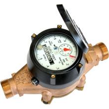 AWWA/americano/medidor de flujo, medidor de agua (PMN 3-4SL)