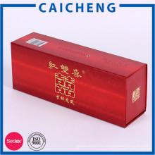 Impression de boîte à cigarettes en papier sur mesure