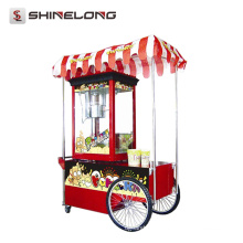 CE Professional Flavored Commercial Popcorn Warenkorb zum Verkauf