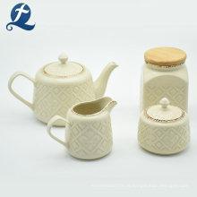 Einfaches Haushaltsgeschirr modernes Restaurant Keramikgeschirr