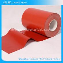 Silicona de alta resistencia doble promocional de los lados recubierto de tela de fibra de vidrio