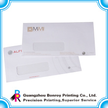 Cheap simple letter envelope with custom text design