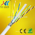 fiber optical cable 1km price utp sftp twisted pair best price ftp cat6 Lan cable network cable