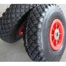 Flat Free PU Foam Wheel 3.00-4