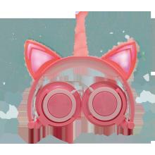 Anime Unicorn Cat Ear Wholesale Unique Headphone