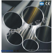 Seamless Nickel Alloy Pipe and Tube (N04400, N06600, N08800, N08825, N06625, N10276)