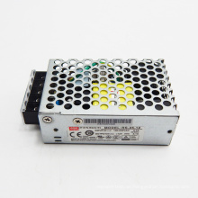 MW 25W Transformator Einzelausgang 12V 2.1A RS-25-12