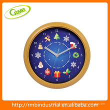 Relógio de parede de Natal (RMB)