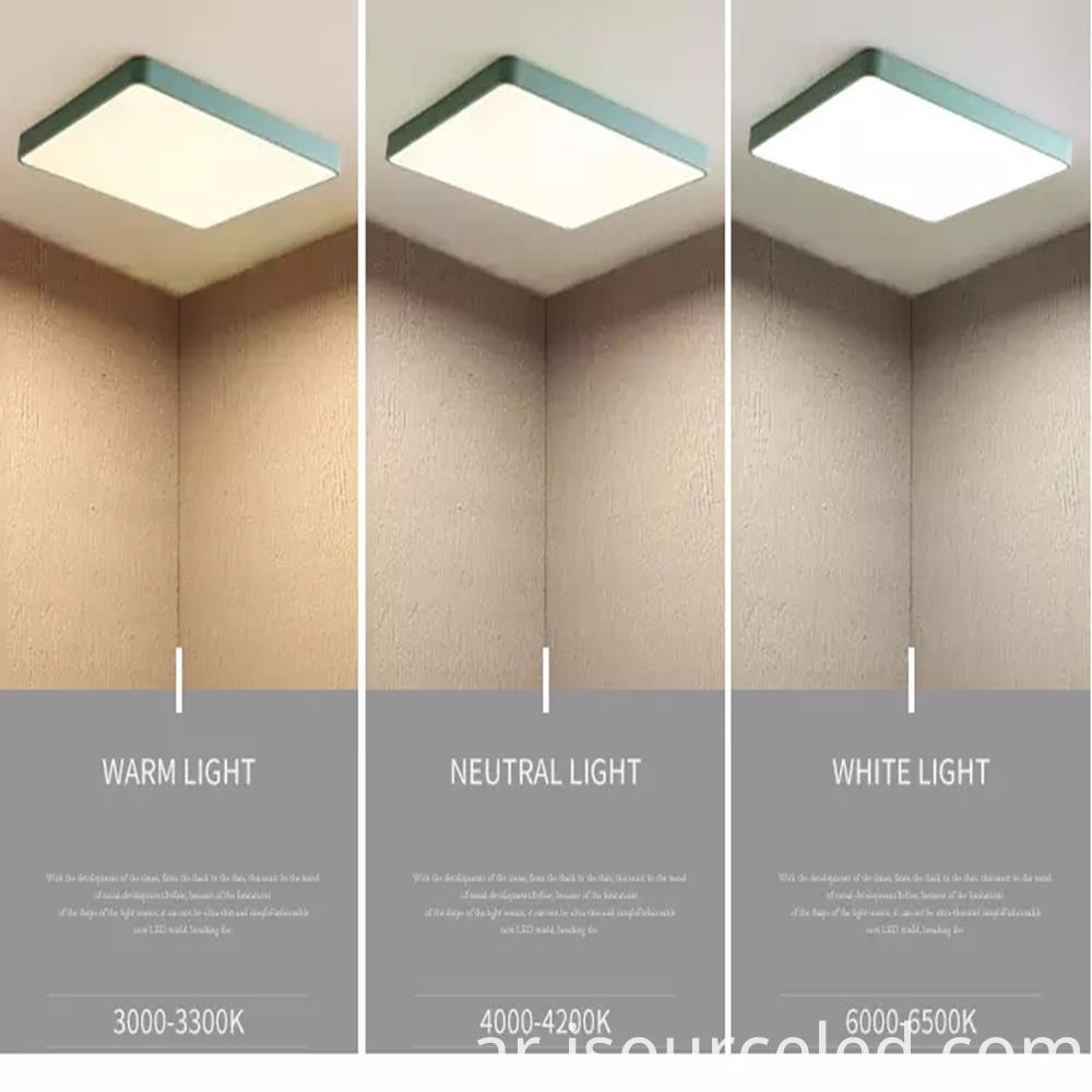 Indoor pretty led ceiling lights replacement 12w-26w