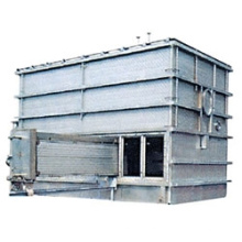 Inner Heating Fluid Bed Dryer used in basic zinc carbonate