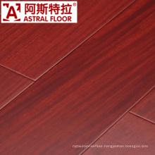 Engineered Flooring with Eucalyptus Wood Core Red Cabreuva (AX507)