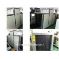 x-ray baggage scanner ship to Gabon