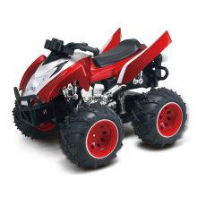 2.4G Hot New 4D volante RC teledirigido modelo de la motocicleta modelo de coche de juguete
